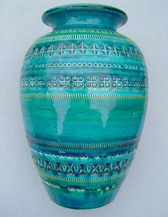 Aldo Londi – Vase, produit par Bitossi Ceramiche (ca 1950-60)