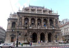 Edificio de la Ópera Nacional de Pest - Portal Fuenterrebollo