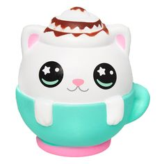 Smiggle Squishies Series 2 Figet Toys, Cute Squishies, Slime And Squishy, Cute Kawaii Animals, Cute School Supplies, Barbie Princess, Barbie Accessories, Cute Toys, Kawaii Drawings