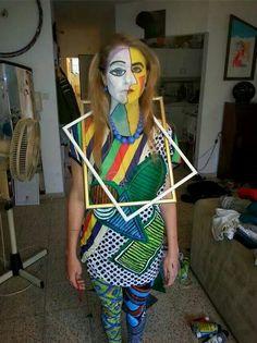 Picasso costume