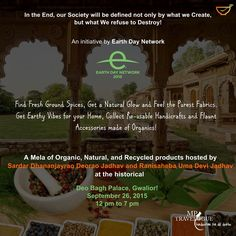 Going Organic!! http://mptravelogue.com/bluemoon_article/gwalior-goes-organic/