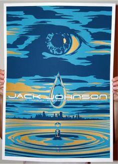 "Todd Slater - ""Jack Johnson Camden"" 1st Edition - 2008"
