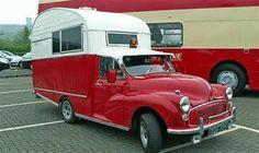 caravans campers