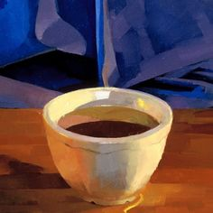Pintura a óleo sobre tela de Catherine Kehoe