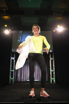 #oiselleteam athlete Susan Empey in our latest Fall styles...Clearly Jacket, Lesley Tight...
