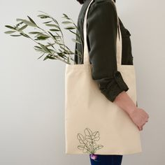 Turnip Tote Bag