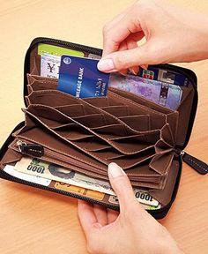 通販生活® | 46カードウォレット − バッグ・財布