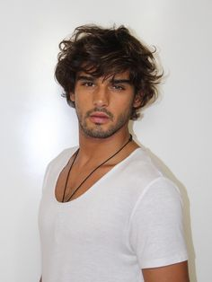 Marlon Teixeira Next Models London Digitals