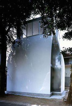Penguin House, Tokyo, 2002