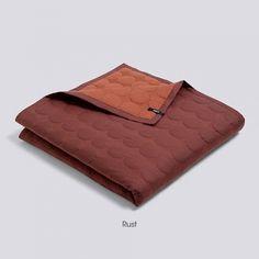 DESIGNDELICATESSEN - HAY - Mega Dot Quilt Bed Cover - sengeteppe