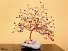 Handmade, cu suflet!: Copăcel decorativ SENSITIVITY