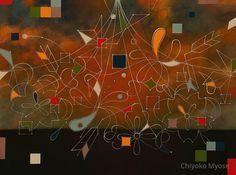 Sojourning #23 by Chiyoko Myose