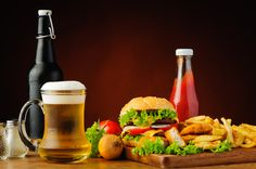 Laid-back bar and grill serving gourmet treats like grilled salmon and lobster Grill Restaurant, Bar Grill, Food Menu, Bar Food, Up Bar, Grilled Salmon, For Your Party, Mixed Drinks, Nachos