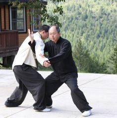 Dr. Yang Jwing-Ming -  He has given so much to the martial arts community.  Health is wealth.