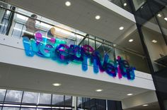 Jan Christensen #creative #typography #installation