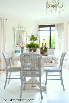 French Dining Setting