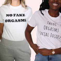 I Don/'t Hate Men Women/'s Tee Image by Shutterstock I/'m A Feminist