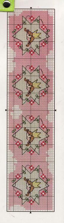 Gallery.ru / Фото #52 - Cross Stitch Crazy 135 март 2010 + приложение Free Beatifu - tymannost