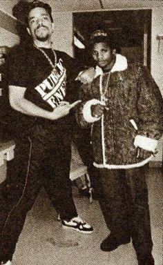 Eazy-e, and Ice-T