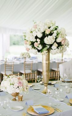 Reception Decor - MODwedding