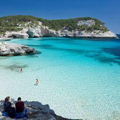 Cala Mitjana ( Menorca)