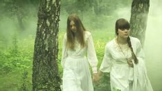 Like the projection in the dark and the dresses and the death masks First Aid Kit - Ghost Town