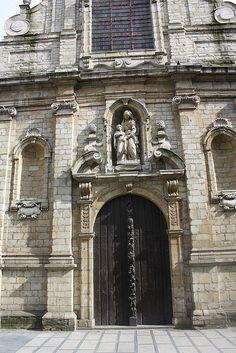 Belgique - Bruxelles - Eglise de la Madeleine