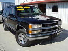 Chevrolet Tahoe, Cars For Sale, Vehicles, Board, Cars For Sell, Car, Planks, Vehicle, Tools