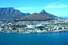 Südafrika - Kapstadt Hubschrauberrundflug