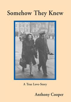 Somehow They Knew: A True Love-Story by Anthony Cooper. They did their courting in The Malverns and visited the same places we did when we were courting. Love this book. True Love Stories, Love Story, Book Corners, Reading, Places, Books, Movie Posters, Libros, Book