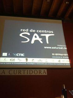 Mesa TIC Centros SAT
