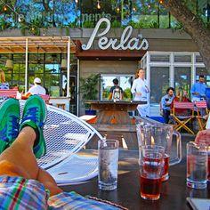 Perla's Seafood & Oyster Bar, Austin, Texas