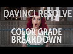 Professional Colour Grading Breakdowns | Jonny Elwyn - Film Editor