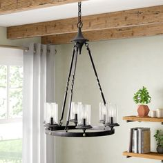 You'll love the Chifdale 6-Light Candle-Style Chandelier at Birch Lane - With Great Deals on all products and Free Shipping on most stuff, even the big stuff.
