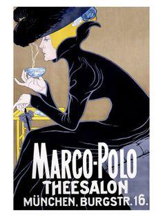 Marco Polo Theesalon (c.1910) by Susanlenox, via Flickr