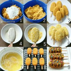 Recipes for Contemporary Fantasy Sweet Potato a la Fridajoincoffee Hitz at IG - Indonesian Desserts, Indonesian Food, Donut Recipes, Snack Recipes, Cooking Recipes, Potato Recipes, Resep Cake, Bolet, Dessert Cake Recipes