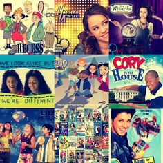 What happened to these Disney shows and movies?! These were the good ones and now look what they got!