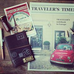 Travelersnotebook #midor #TN #Fiat