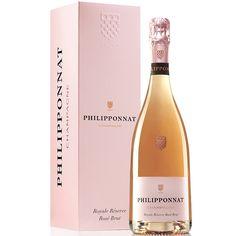 Champagne Royale Réserve Rosé avec étui - Philipponnat - Etre Gourmand