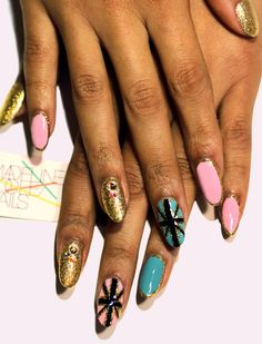 NAIL TREND: MADELINE POOLE NAILS