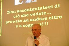 Michele Vianello durante la sua presentazione!
