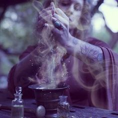 How to Become a Witch / Tools a Witch May Need!