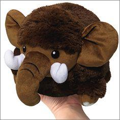 Mini Squishable Mammoth