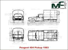 Peugeot Wm Zns 4t 1982 Blueprints Ai Cdr Cdw Dwg Dxf Eps