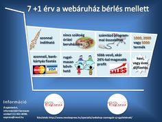 Webáruházat szeretne, de nem tudja, hogy fejlesztetni vagy bérelni jobb? Nekünk van 7+1 fontos érvünk a webáruház bérlés mellett, nézze csak: http://www.revolexpress.hu/blog/71-erv-a-webaruhaz-berles-mellett/
