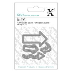 Craft Online has over 54 different Xcut Dies products in stock from brands like Docrafts, and Xcut. Products like Xcut Small Dies Geometric Shapes. Craft Online, Tampons, Big Shot, Hobbies And Crafts, Scrapbooks, Geometric Shapes, Decoupage, Birthday Cards, Card Making