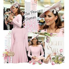 """""""Kate Middleton"""" by cohan on Polyvore"""