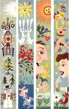 ART & ARTISTS: Jim Flora - part 1