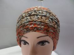 Your place to buy and sell all things handmade Chunky Crochet, Hand Crochet, Crochet Hats, Super Chunky Yarn, Polar Fleece, Messy Bun, Ear Warmers, Womens Scarves, Jogging