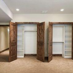How To Change Sliding Closet Doors To Swing Doors